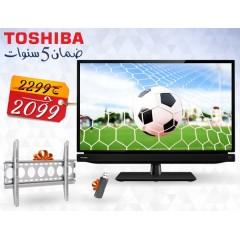 "Toshiba TV 32"" LED HD 720P: 32P2401EA"