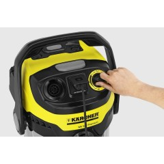 Karcher Wet & Dry Vacuum Cleaner 2000 Watt: MV 6 P Premium