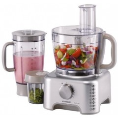 Kenwood Food Processor 37 Functions 1000 Watt + Gifts: FP735