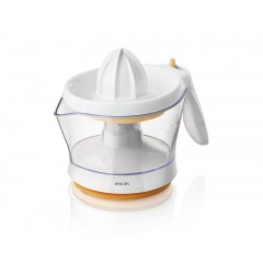 Philips Citrus Juicer 25 Watt 0.6 Liter with Pulp selector: HR2744/40