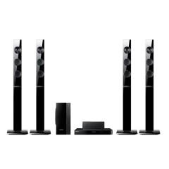 Samsung Home Theater Blu-ray And DVD 1000 Watt: HT-J5150K