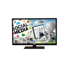 "UnionTech TV 42"" LED HD SMART WIRELESS ANDROID: M-LD-42TC-SM608-EXD"