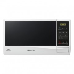 Samsung Microwave 20 Liters Solo White: ME732K