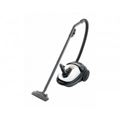 Hitachi Vacuum Cleaner 1800 Watt with Nano titanium Filter & Red and White Color: CV-BA18