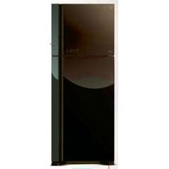 هيتاشي ثلاجة 22 قدم نوفروست ديجيتال لون بنىR-G5095HT GGR