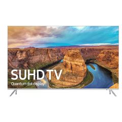 "Samsung TV 60"" LED SUHD 4K Smart Wireless: 60KS8000"