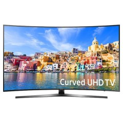 "Samsung TV 65"" LED Curved UHD 4K Smart Wireless: 65KU7500"