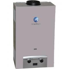 White Whale Gas Water Heater 5 Liter Silver: WG-55 ZR
