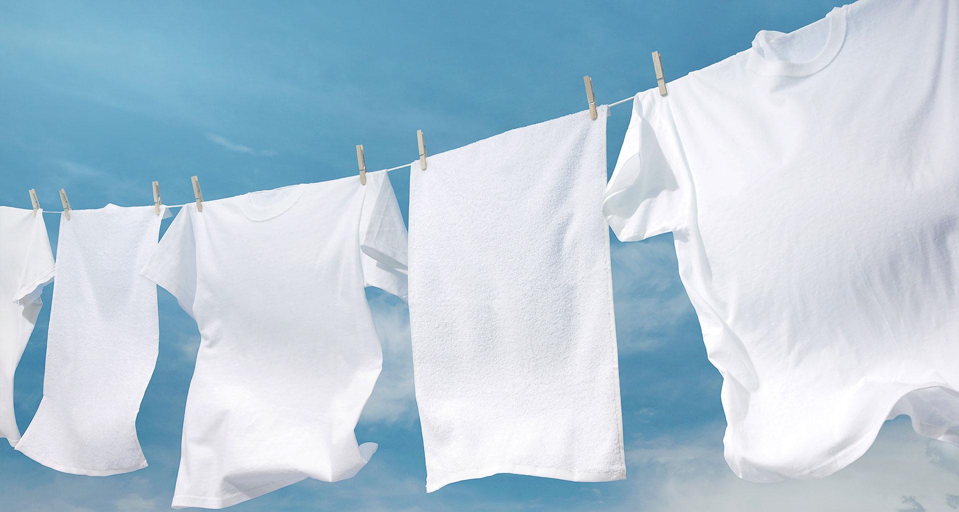 Как сделать белое белье белоснежным