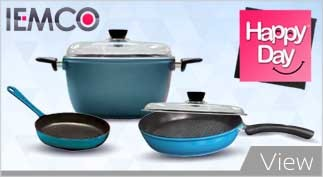 IEMCO Cooking 3 Set