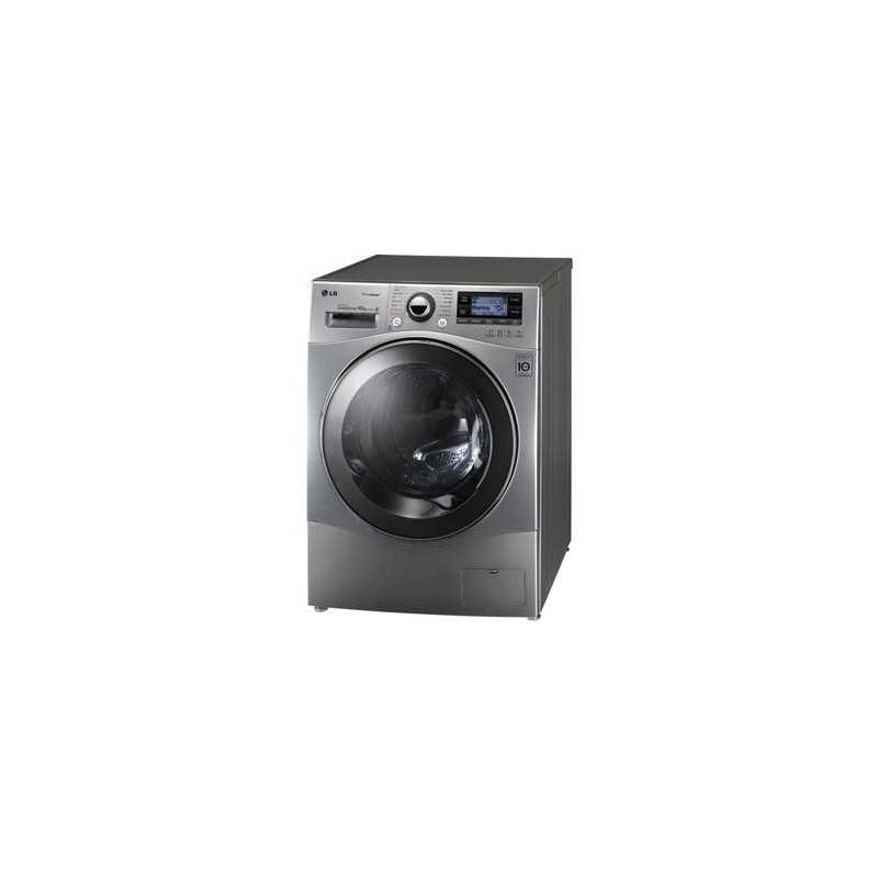 lg washing machine 14 kg with dryer 8 kg stone silver. Black Bedroom Furniture Sets. Home Design Ideas