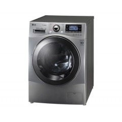 LG Washing Machine 15 KG With Dryer 9 KG With Steam Silver Color: F10F6RDS27