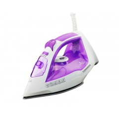 Tornado Steam Iron 1800 Watt with Water Spray & Teflon Soleplate: TST-1800