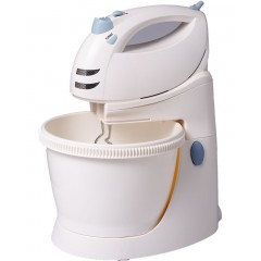 White Whale Stand Mixer With Bowl 350 Watt: WA-HX 01