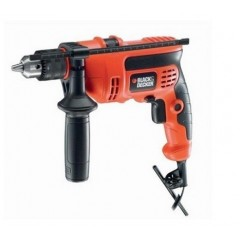 Black & Decker Hammer Drill 710 Watt: CD714 REK-AE