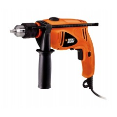 Black & Decker Hammer Drill 10 mm 500 Watt: HD5010-B5