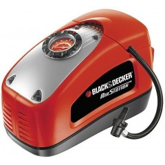 Black & Decker High Performance Air Inflator: ASI300-GB