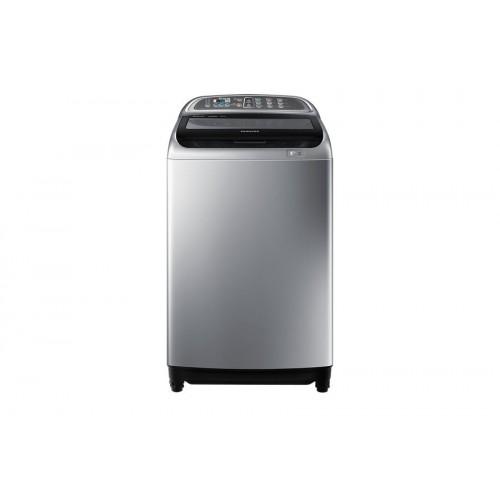 Samsung Washing Machine 13 Kg Topload Active Dual Wash Silver Color: WA13J5730SS