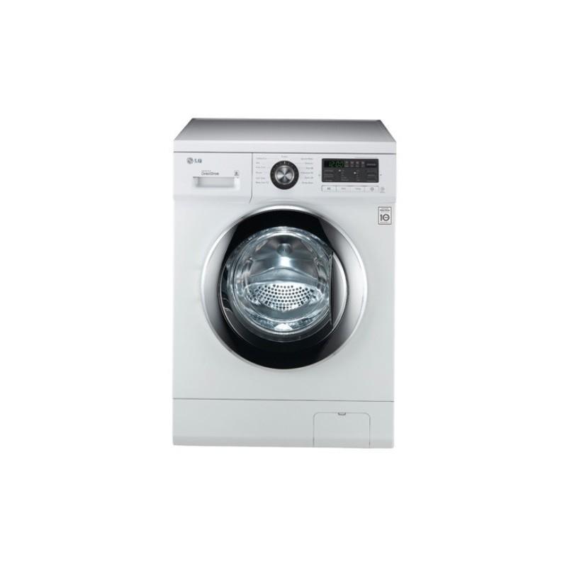 lg washing machine 7 kg 1400 rpm direct drive 6 motions fh496qdg23 cairo sales stores. Black Bedroom Furniture Sets. Home Design Ideas