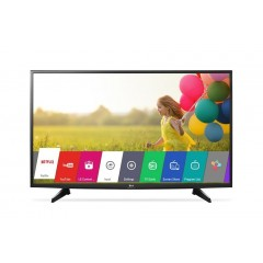 """LG 49"""" LED TV Ultra HD 4K Smart WebOS 3.0 With Built-In HD Receiver: 49UH617V"""