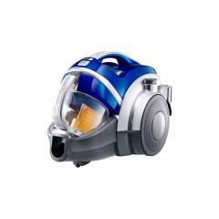 LG Vacuum Cleaner 2000 Watt Bagless Aluminium Telescopic Pipe Blue Color: VK7320NHAYB