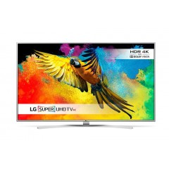 """LG 43"""" LED TV Ultra HD 4K Smart WebOS 2.0 With Built-In HD Receiver: 43UF770V"""