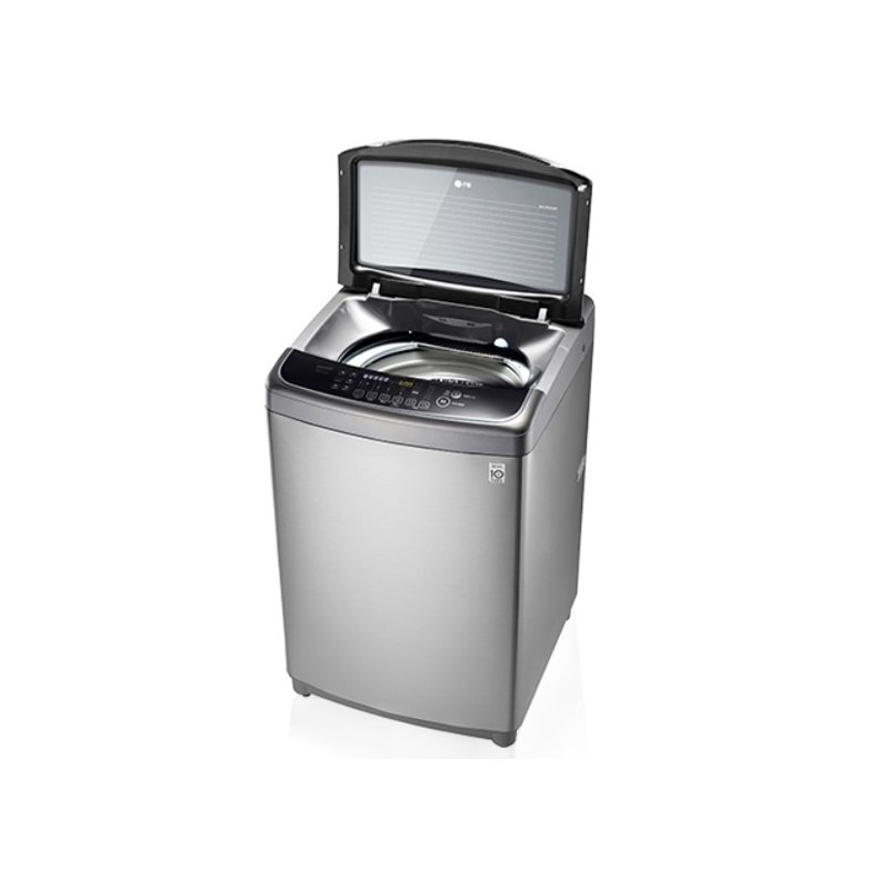 Lg Washing Machine 13kg Topload With Heater Stainless