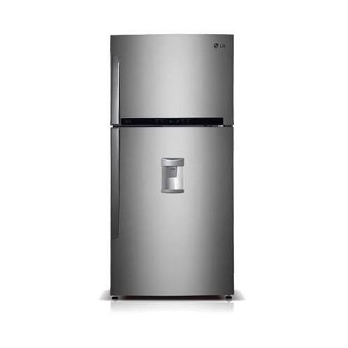lg refrigerator water dispenser. free delivery lg refrigerator top freezer 23 feet silver: gn-b722hlpl water dispenser lg l