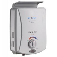 UNIVERSAL Gas Heater 6 Liter Digital Natural Gas: 6D