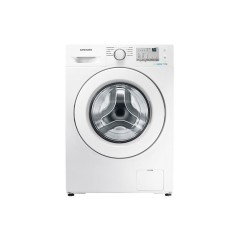 Samsung Washing Machine 7 KG 1200 Spin With Eco Bubble Technology: WF70F5E0W2W
