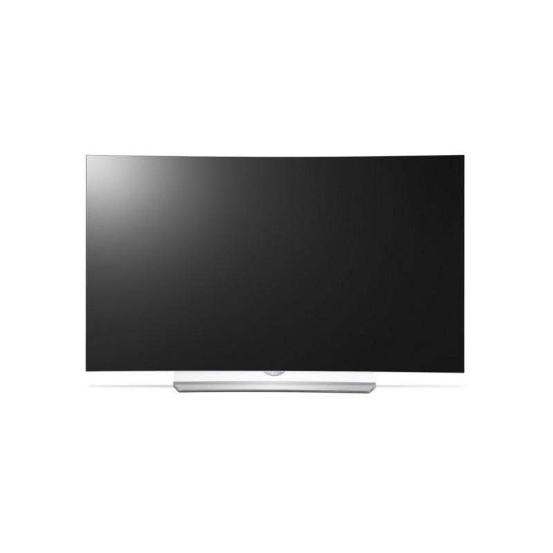 lg 55 oled ultra hd tv 4k curved 3d smart wireless. Black Bedroom Furniture Sets. Home Design Ideas