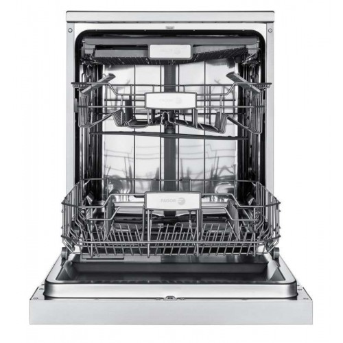 Fagor Dishwasher 15 person Stainless Steel: LVF-27AXS