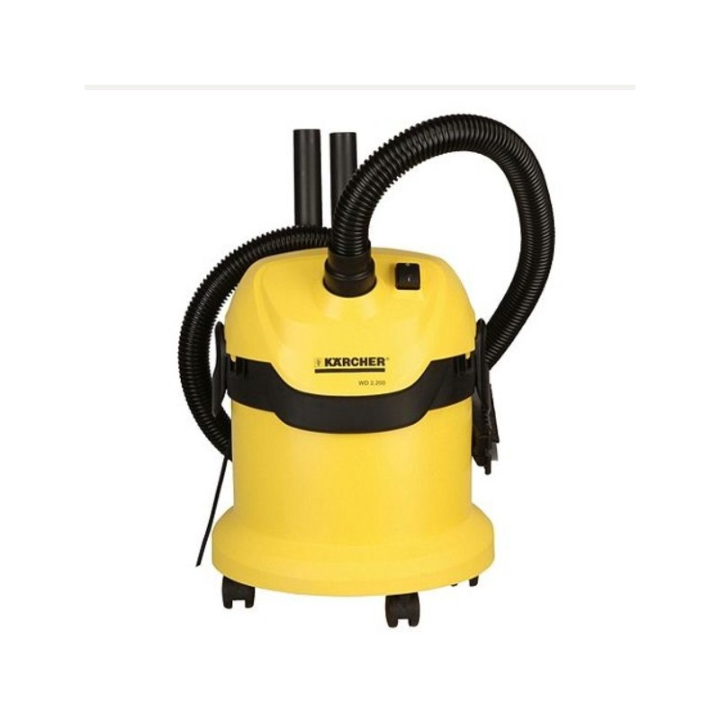 karcher wat dry vacuum cleaner wd2 cairo sales stores. Black Bedroom Furniture Sets. Home Design Ideas