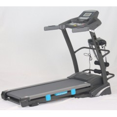 Sprint Electric Treadmill For 130 Kg With AC Motor Digital Display + Vibration Unit + Twister board + Set up Bench: GW7070A/4