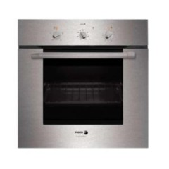 Fagor Electric Built-In Oven 60cm Multi function Stainless Steel: 6H-114AX