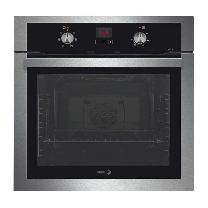 Fagor Electric Built In Oven 60cm Multi Function Stainless