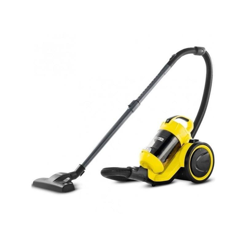 Power Vacuum Cleaner : Karcher bagless vaccum cleaner watt direct suction
