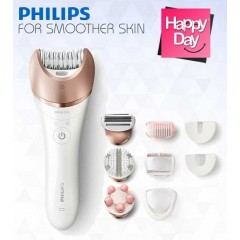 Philips Satinelle Prestige Wet & Dry Epilator Multi-Proposal: BRE650