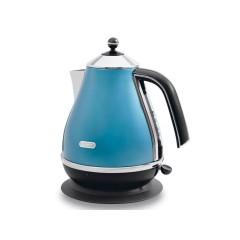 Delonghi Kettel 1.7 Liter Blue: Icona KBO 2001.B