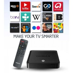 HUMAX Streaming Player: Humax H1