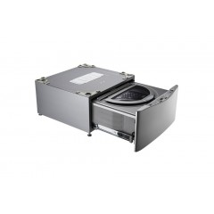 LG Mini Washer 3.5 Kg Slim Direct Drive Motor 3 Motion Stainless Steel: F70E1UDNK1