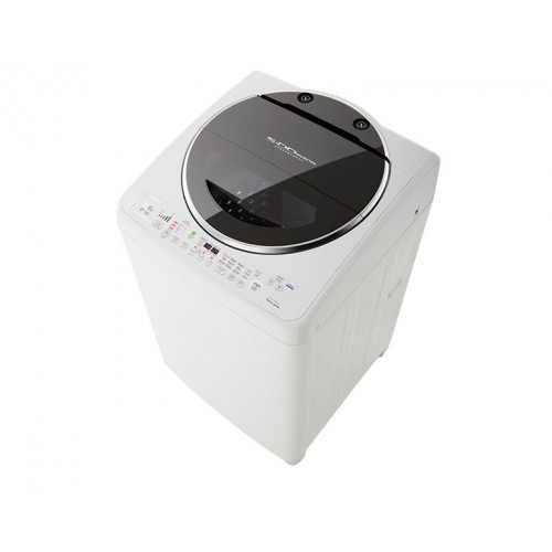 Toshiba Washing Machine 13 KG Top Automatic Inverter with Drain Pump: AEW-DC1300SUP