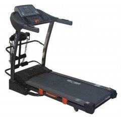 Sprint Electric Treadmill For 120 Kg With Digital Display + Vibration Unit + Twister board + Set up Bench: GW7075/4