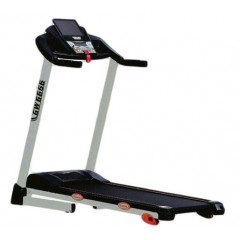 SPRINT Electric Treadmill Blue back-lite LCD Max User Weight 100 kg: GW6666