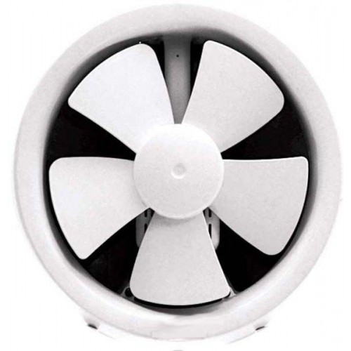 Universal Ventilating Fan 20 CM Without Grid for Glass: EFG20