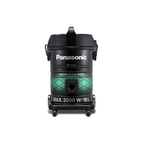Panasonic Vacuum Cleaner Pail Can 2000 Watts: MC-YL633