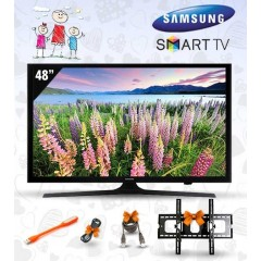 "Samsung LED 48"" TV Full HD Smart Wireless: 48J5200"