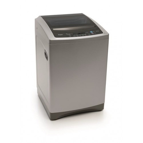 Whirlepool Washing Machine 10 Kg Toploading Silver Color: WTLA1000SL