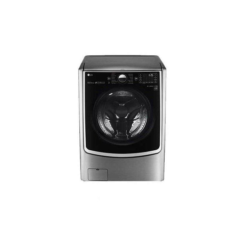 Lg Twin Wash 21kg With Dryer 12kg Steam 1000 Rpm Stainless
