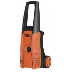 Black & Decker Pressure Washer 110 BAR 1400 Watts: PW1400S-B5